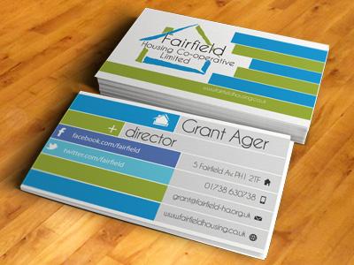 Fairfield Business Card