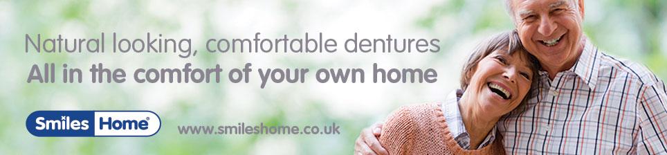 Smiles Home Web Banner