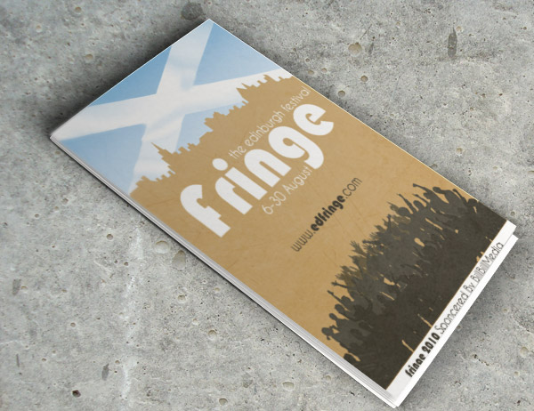 Fringe Poster other view