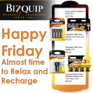 Happy Friday Bizquip
