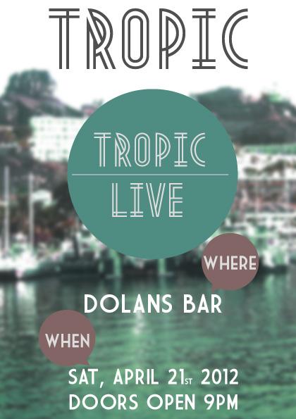 Tropic Poster