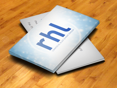 RHL Business Card