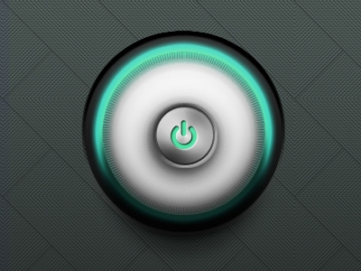 On button