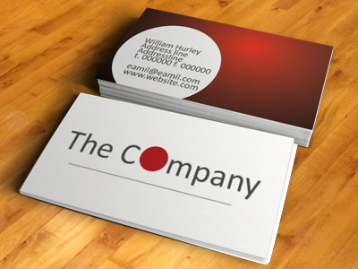 The Company Business Card