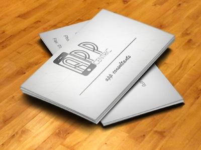 App Centric Business Card