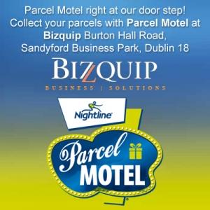 Facebook Parcel Motel Advert
